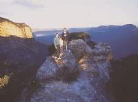 Huge Escarpment