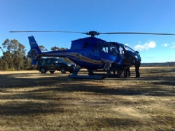 Heli exploring  eco tours